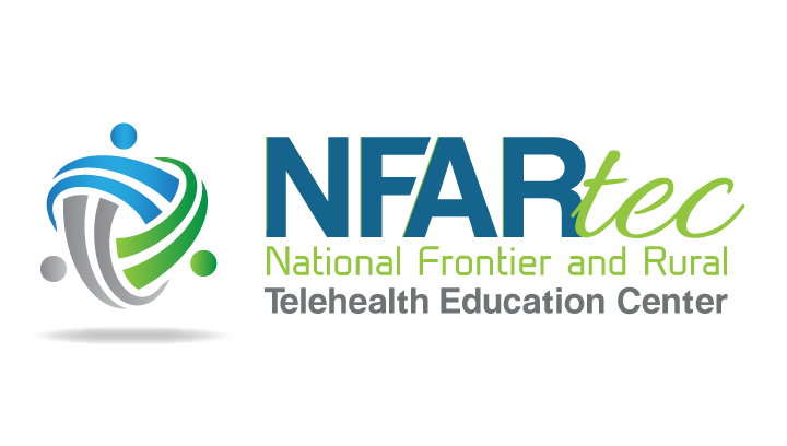 National Frontier and Rural Telehealth Education Center logo
