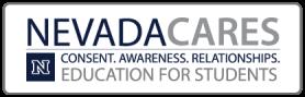 Nevada Cares logo