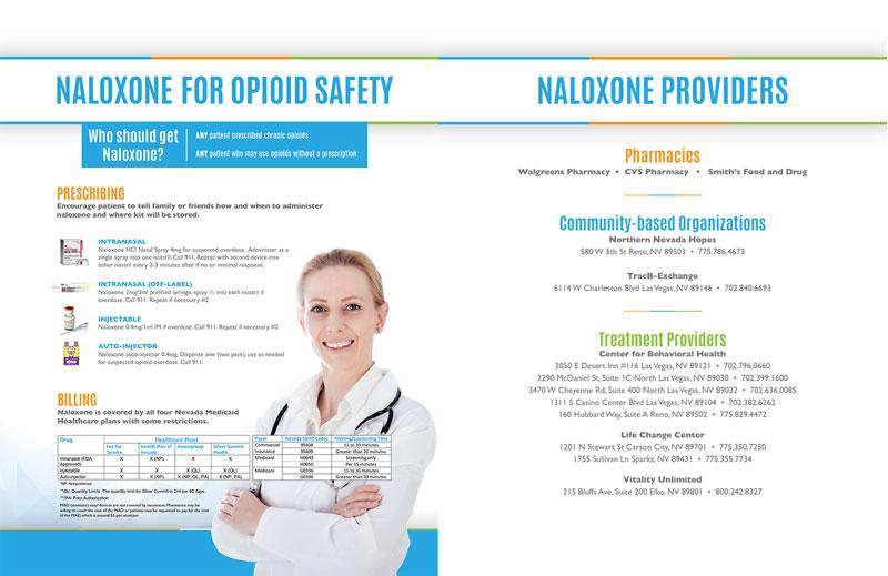 Naloxone Provider Posters