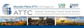 Mountain Plains ATTC Region 8 Welcome Banner