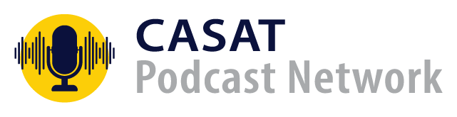 CASAT Podcast Network Logo