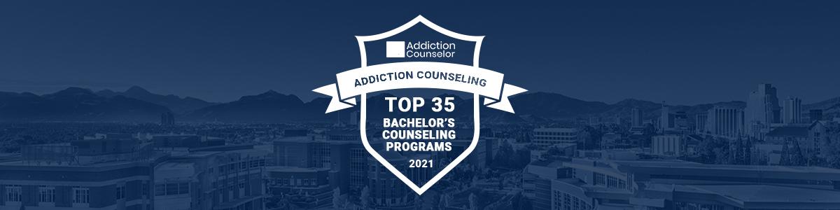 Addiction Counselor Top 35 Bachelor's Counseling Programs 2021